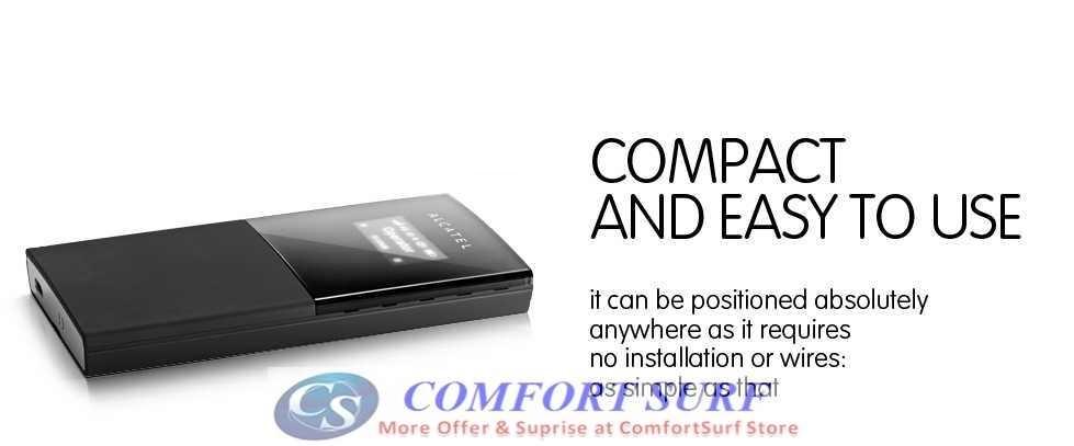 Super Fast Alcatel L800 4G LTE 100Mbps 3G Full Band LTE USB Stick Broadband Modem