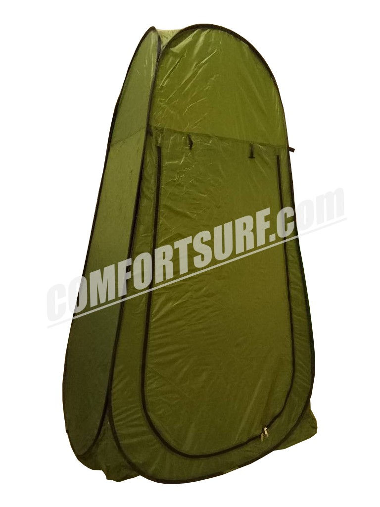 CP015 Portable Pop Up Tent Camping Beach Privacy Toilet Shower Changing Room Outdoor Bag Green Hiking Tent
