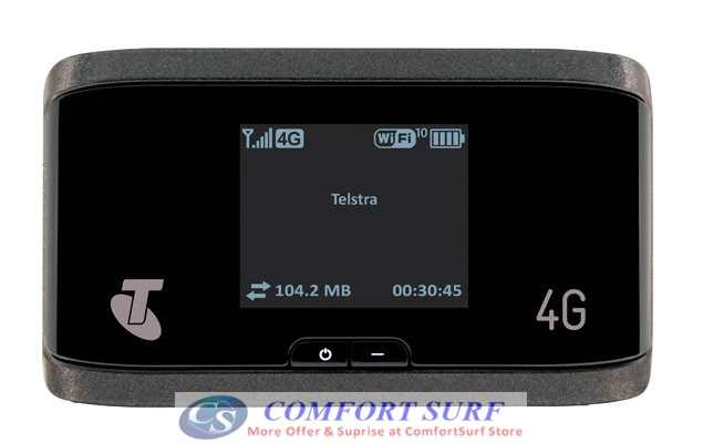 Telstra Sierra Wireless Aircard 760S 4G LTE 100Mbps 4G/3G Full Band LTE Mifi Wireless Gateway Router Broadband Modem