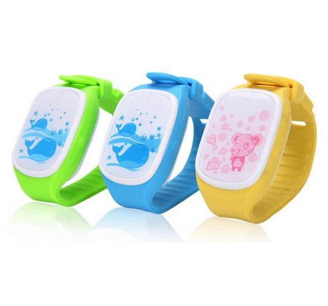 Gps Tracking Anti-lost Children SmartBand gps Locator Watch Children Personal Positioning