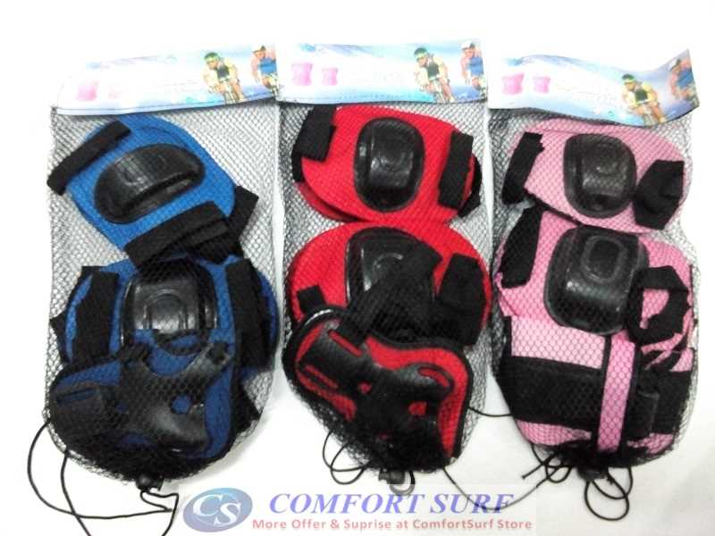 Ordinary Sport Protective Safety Kits for Kids
