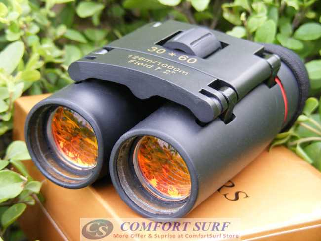 Sakura 30 x 60 High Definition Mini Binocular